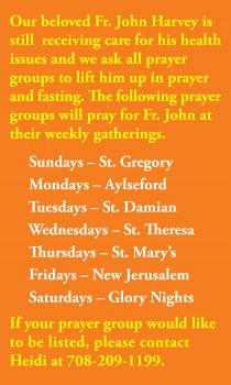 Fr John prayers 2