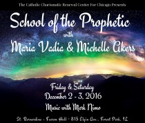 School of the Prophetic with Maria Vadia & Michelle Akers