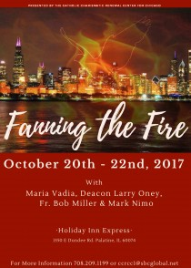 Fanning the Flame Conference Flyer