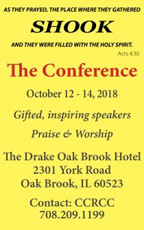 SHOOK THE CONFERENCE